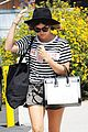 lucy hale shopping after hawaii trip 05
