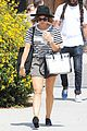 lucy hale shopping after hawaii trip 18