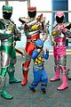 power rangers dino force 2015 comic con 02
