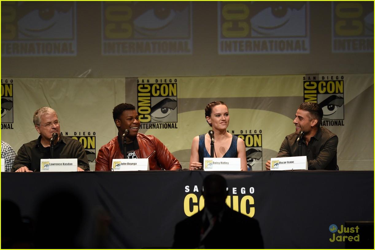 star wars comic con panel cast photos 20