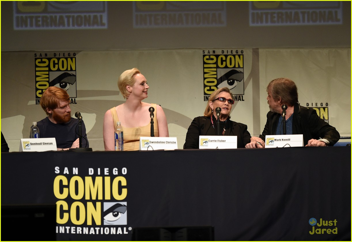 star wars comic con panel cast photos 27