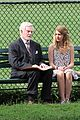 sophie nelisse derek jacobi history of love nyc filming 11