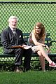 sophie nelisse derek jacobi history of love nyc filming 13