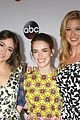 adrianne palicki agents of s h i e l d ladies get dolled up for abc tca party 14
