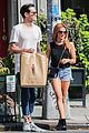 ashley tisdale christopher french nyc anniversary dinner 11