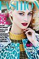 sarah gadon fashion mag october 2015 cover 01