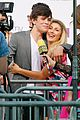 hayes grier emma slater cameron dallas streamy awards 33
