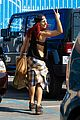 sharna burgess nick carter people watch party after dwts practice 16