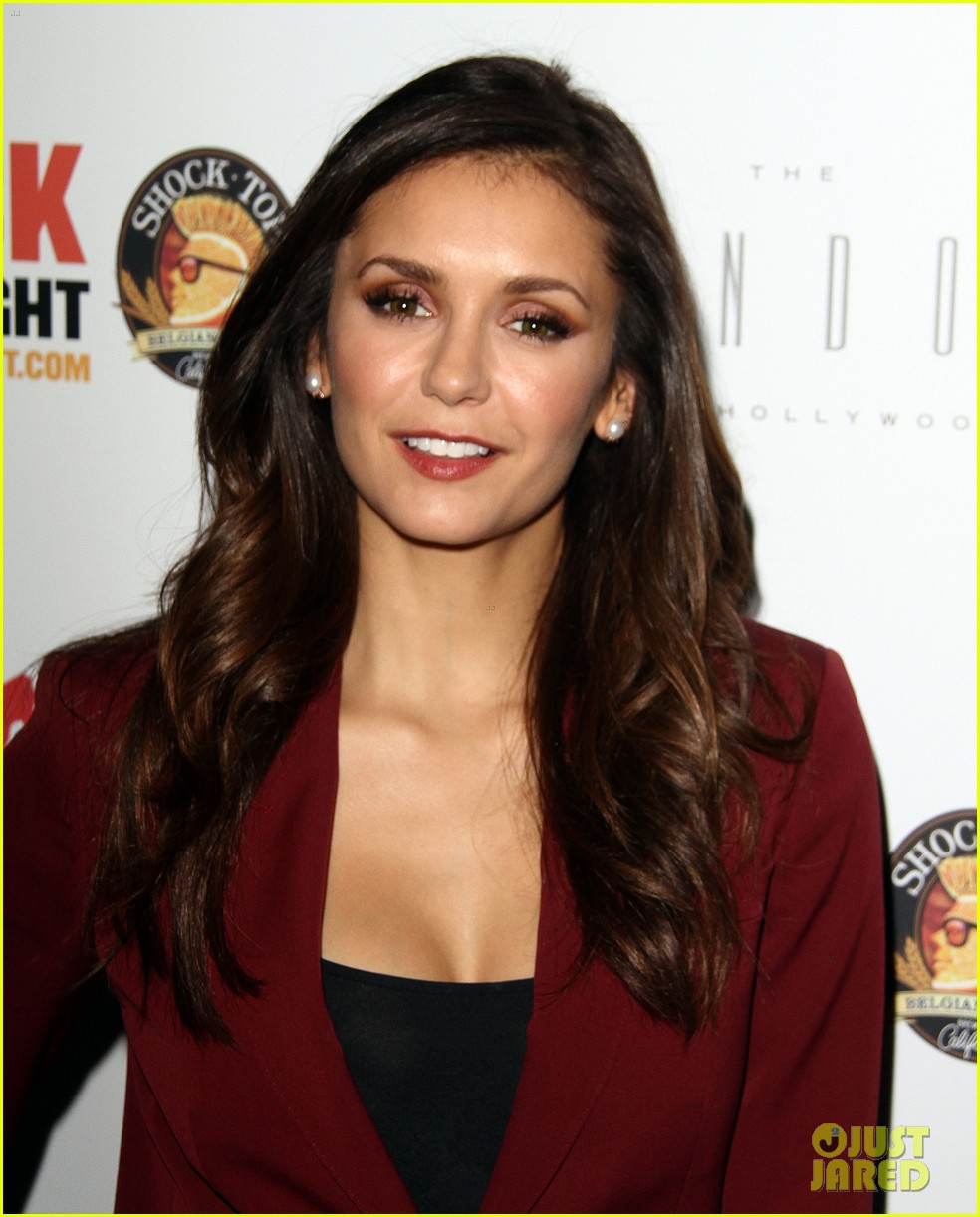 nina dobrev taissa farmiga final girls premiere 05