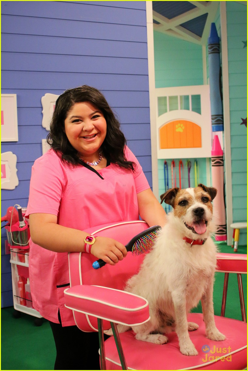 Full Sized Photo of raini rodriguez mutt stuff skate doggin