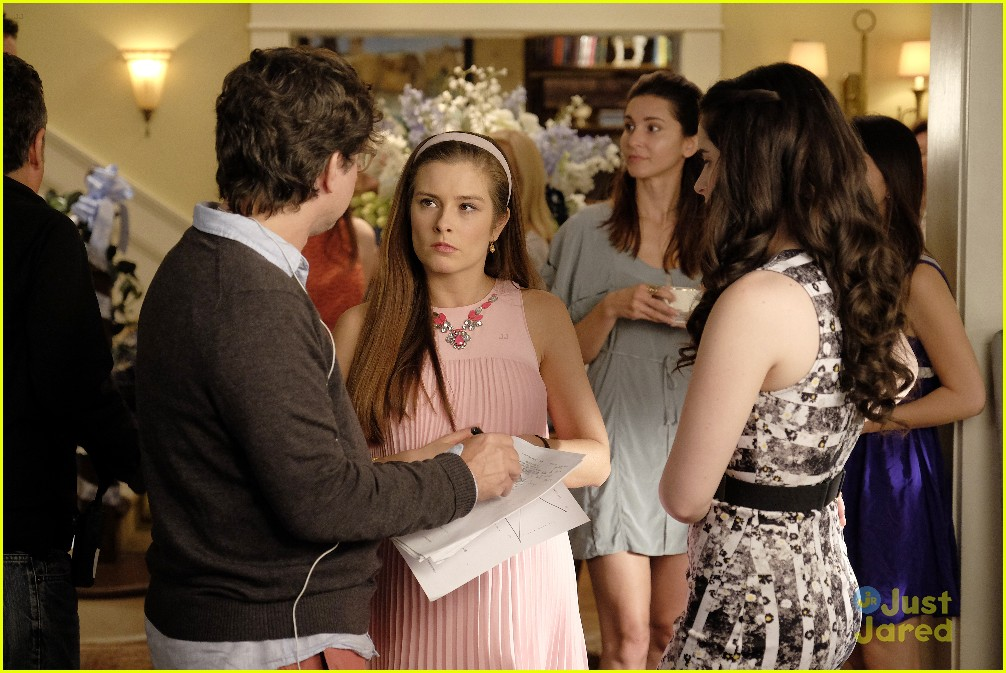 Full Sized Photo Of Switched At Birth Baby Shower Mad Tea Party