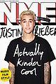 justin bieber nme magazine cover 01