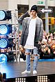 justin bieber today show 14