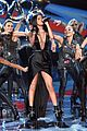 selena gomez performs on the victorias secret runway 09