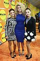 brec bassinger isabela moner 2015 halo awards 02