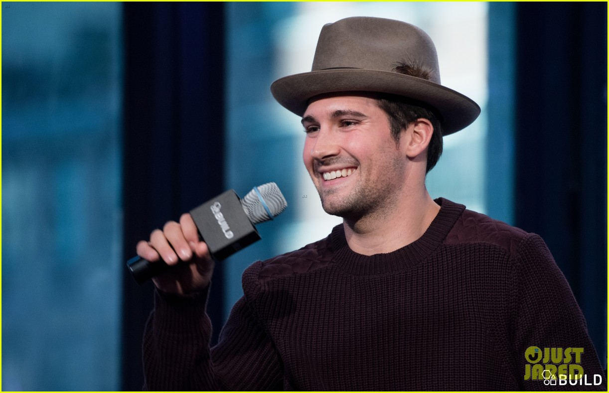 james maslow aol build series nyc 07
