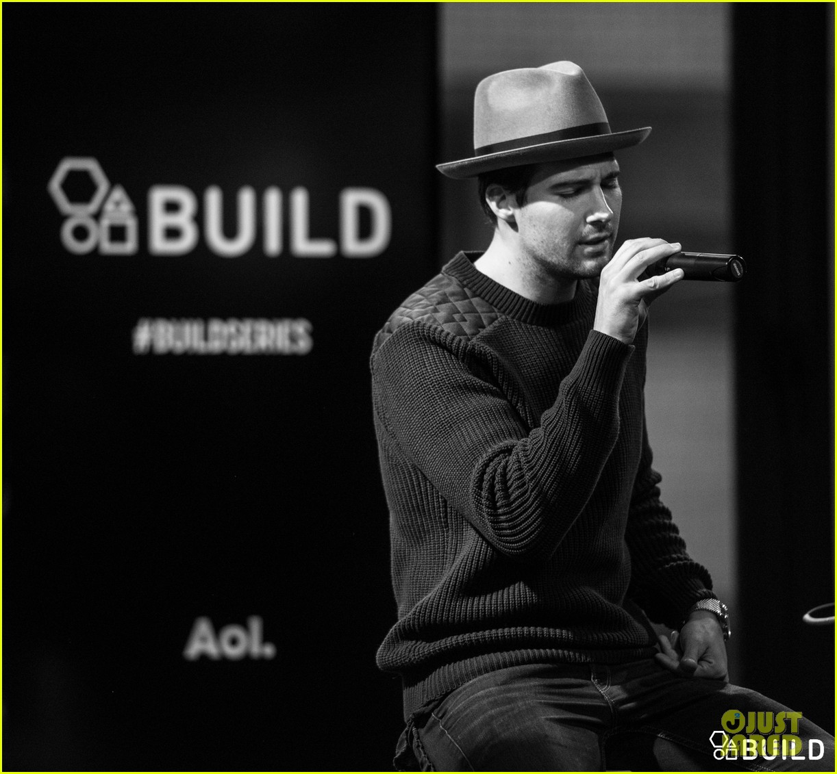 james maslow aol build series nyc 13