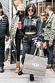 kendall jenner sisters ban vs fashion show 06