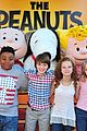 peanuts movie gang photo call knotts berry farm 06