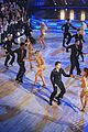 dwts pros performances bumpers icons week 05