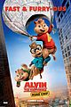 chipettes posters alvin movie road chip 02