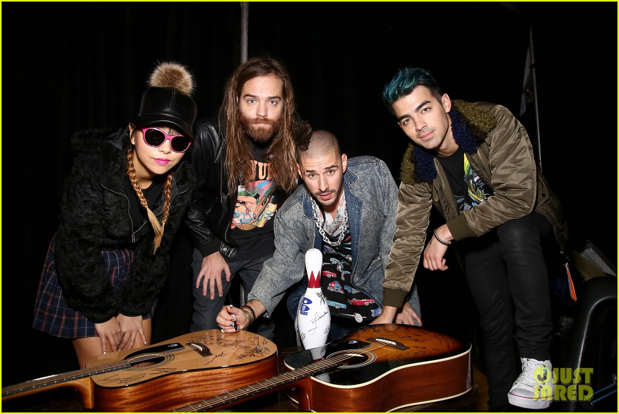 dnce tj martell foundation 2015 family day 01