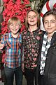 nickelodeon ho ho holiday screening tons stars 14
