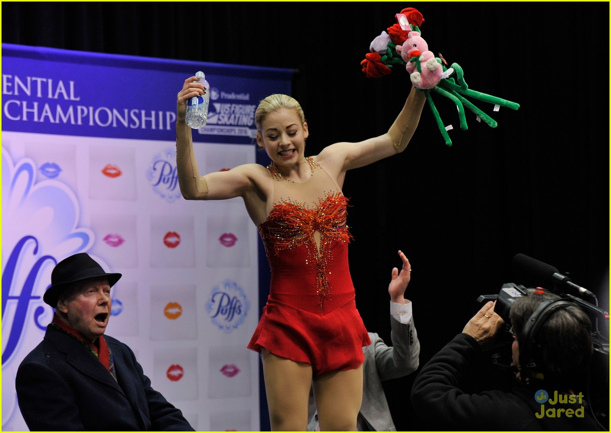 gracie gold tarah kayne danny oshea us skate national championships 23