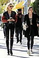 kendall jenner toned abs hailey baldwin kourtney kardashian 05