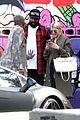sofia richie hang out friends blonder hue 10