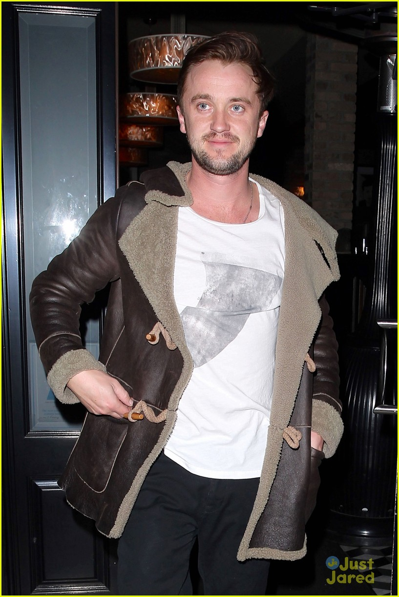 Can recommend Tom felton shirtless