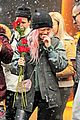 kylie jenner poses with roses 05