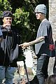 justin bieber plays a morning game of mini golf 27