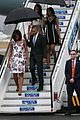 president obama family arrive in cuba 05