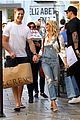 julianne hough brooks laich giggle shopping 07