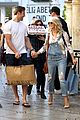 julianne hough brooks laich giggle shopping 09