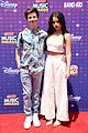 isabela moner jace norman carpet debut rdma griffin gluck 01