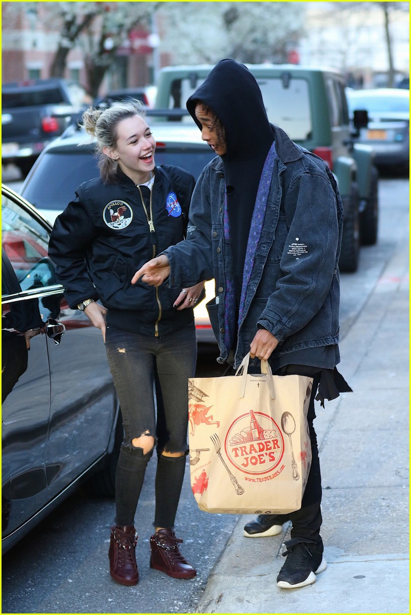 jaden smith sarah snyder kiss brooklyn 03