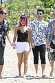 dnce miami volleyball tourney iheart pool party 10