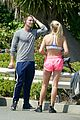 patrick schwarzenegger abby champion weekend workout undying 09