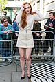 sophie turner work starbucks jean grey bbc radio 10