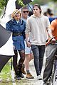 brooklyn beckham supports chloe moretz at nyc photo shoot 05