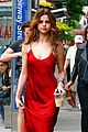 selena gomez frollicks through fountains with young fans 04
