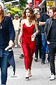 selena gomez frollicks through fountains with young fans 16