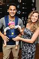 alexa penavega carlos baby items showroom visit 10