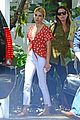 emma roberts polka dot top taylor lautner love interest scream queens 06