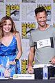 flash comic con panel danielle ring season 3 trailer premiere 29