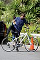 patrick schwarzenegger bike hike abby champion lunch 20