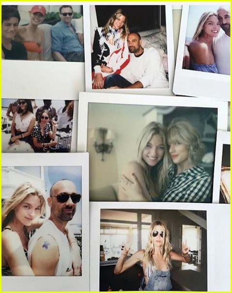 taylor swift shares more july fourth photos with while squad 06