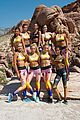 miss teen usa red rock yoga athleisure outing 02